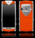 Vertu Constellation Touch Orange Sapphires
