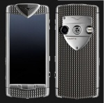 Vertu Constellation Touch Smile Train Grey
