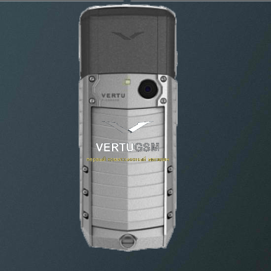 Vertu Ascent X Aluminium Grey