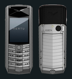 Vertu Ascent X black