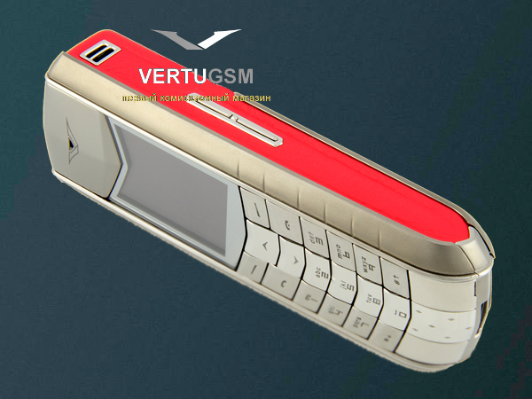 Купить телефон Vertu Ascent Summer Colors Strawberry