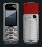 Vertu Ascent  X Ti Red