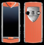 Vertu Constellation Touch Smile Train Orange