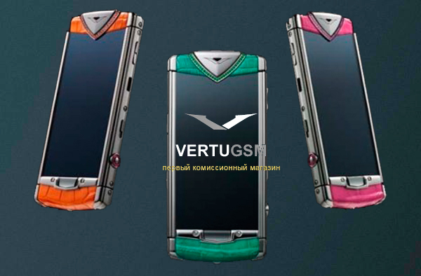 Сенсорный Vertu Constellation Tuch