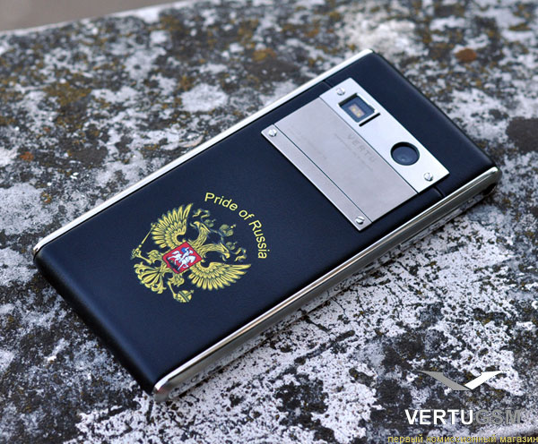Vertu Aster и Signature Touch Pride of Russia две новинки