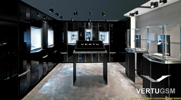 vertu бутик rue royal