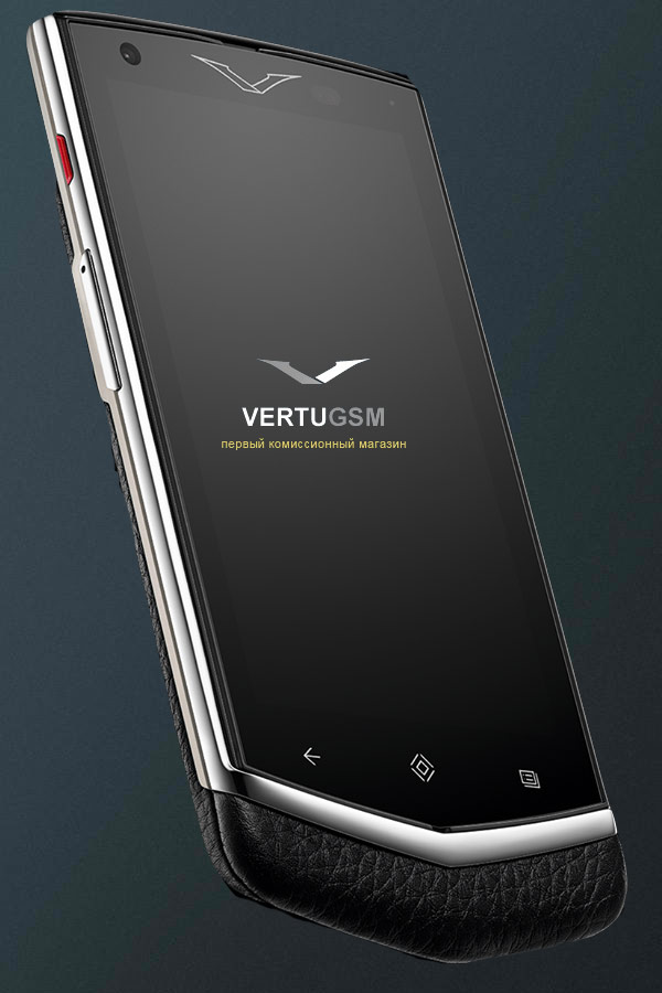 Vertu Constellation Extraordinary Black