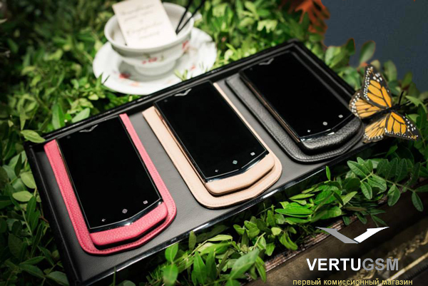 Vertu Constellation Extraordinary вечеринка