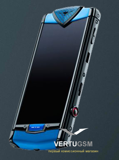 vertu constellation t blue