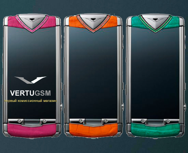 Vertu Constellation T Candy 2012