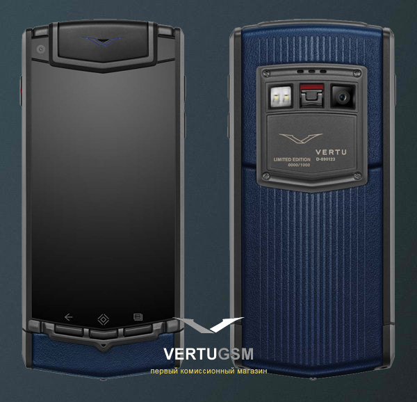 Vertu Ti Colour новинка