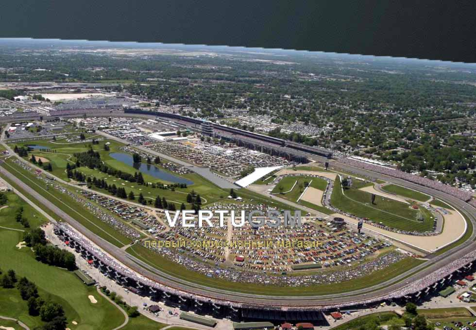 Vertu Vertu Ascent Racetrack Legends Indianapolis